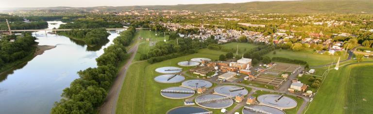 Providing high-quality, cost-effective wastewater treatment for 50 years